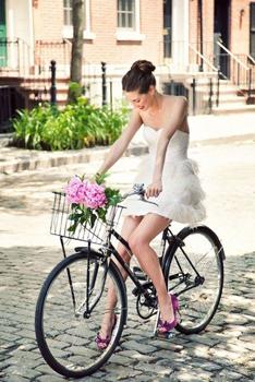 Xe đạp thời trang