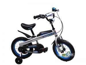 "Xe đạp trẻ em Stitch JK 903 16"" xanh dương"