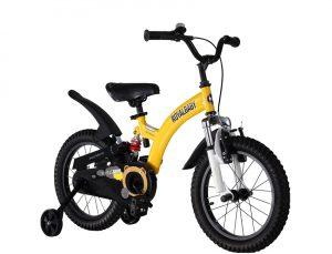 Xe đạp trẻ em Royal Baby Flying Bear RB16-B9 vàng