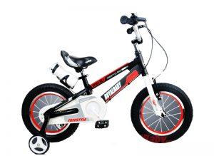 Xe đạp trẻ em Royal Baby FreeStyle Space No 1 RB14-B17 đen
